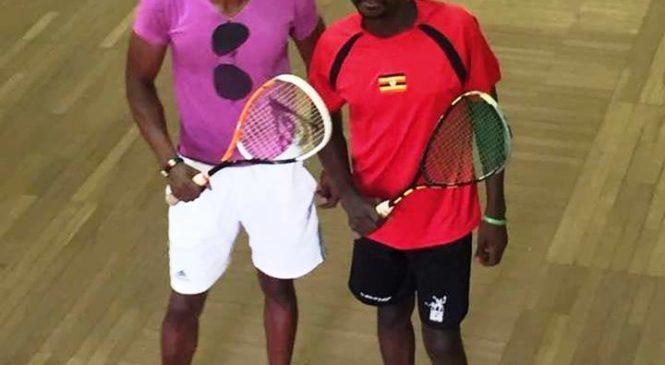 Umukino wa Squash umaze imyaka 31 mu Rwanda utazwi
