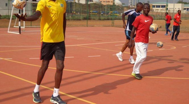 Mu batoza ba Handball mu Rwanda hahembwa mbarwa, menya ingaruka bifite kuri uyu mukino
