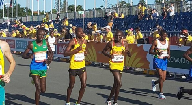 """Ari umu """"Athletes"""" witoreza mu Rwanda n'uwitoreza mu mahanga batandukanira he?"""