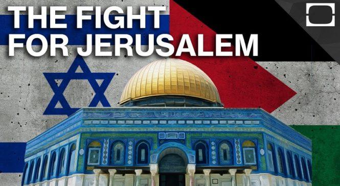 Yerusalemu: Abagera kuri 52 bamaze kugwa mu myigaragambyo yakuruwe na Amerika yimuye ambasade yayo