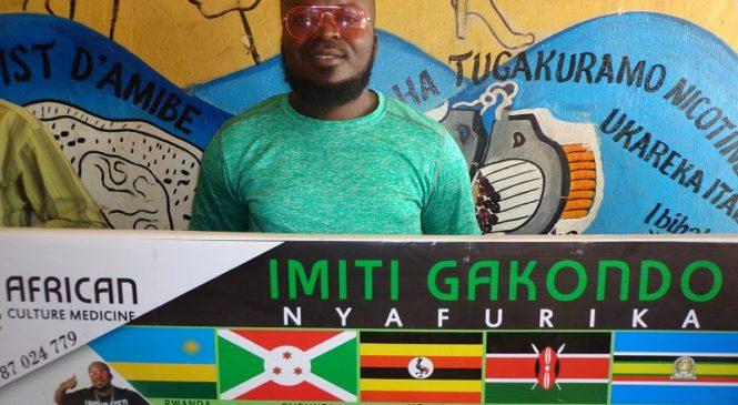 Umuziki ugira uruhare mu kumenyekanisha ubuvuzi bwanjye-Dr Scientifique