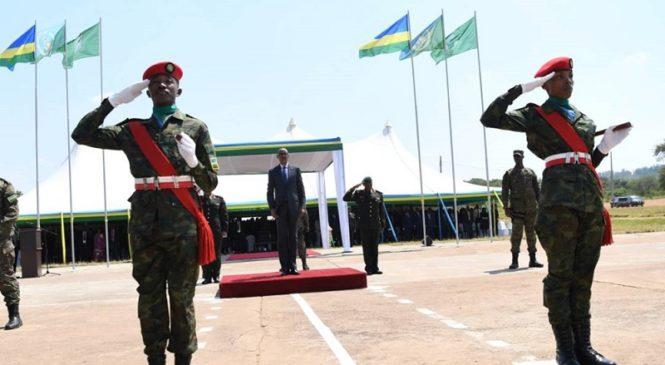 Perezida Kagame yashimangiye ko ingabo z'u Rwanda zidatorezwa gushoza intambara