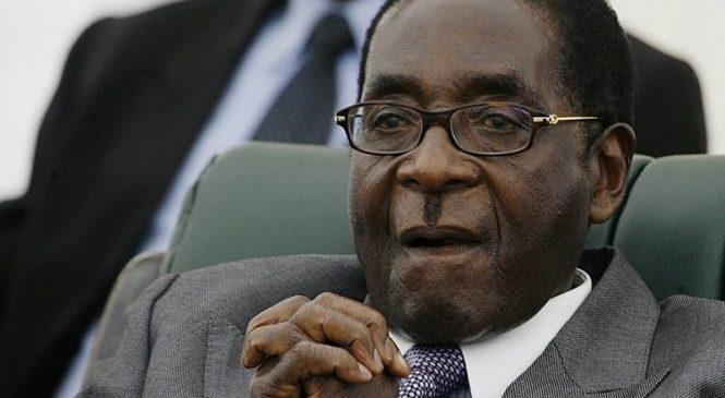 Mugabe wigeze kuyobora Zimbabwe yashizemo umwuka