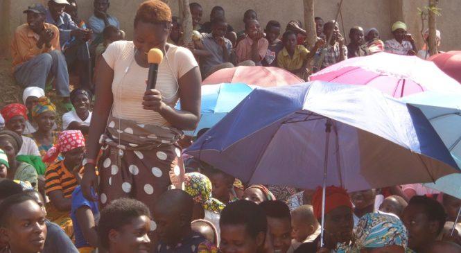 Nyagisozi: Hari urubyiruko rufata inama z'ababyeyi nko gukorerwa ihohoterwa