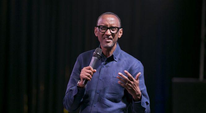 Kagame yagaragaje aho  ibibazo biri mu mubano w'u Rwanda na Uganda bituruka