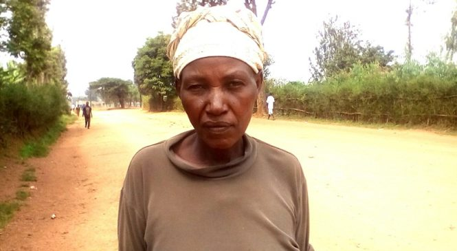 Ruhuha:Nyiranshuti yiteguye gusohokana umugabo we witandukanyije na FDLR