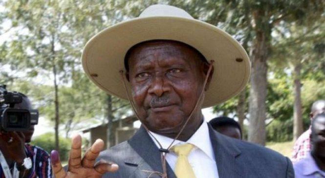 Perezida Museveni yongeye kwemeza ko atarageza igihe cyo kuva ku butegetsi