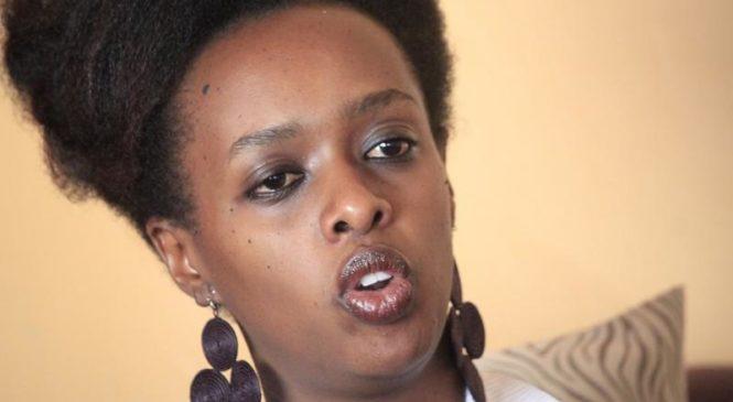 Diane Rwigara arashaka kuba  umuyoboro ijwi ry'Umunyarwanda ryumvikaniraho