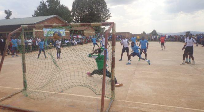 FERWAHAND: Amakipe abiri ya Handball yemerewe gusubukura imyitozo