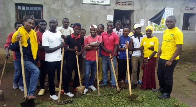 Rubavu: Urubyiruko rw'Intore za Nyakiriba ruremeza ko urugamba rw'amasasu rwarangiye