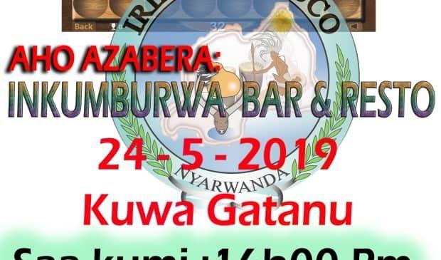 Igisoro: Amarushanwa arasorezwa i Nyabugogo uyu munsi, kwinjira ni ukugura icyo kunywa