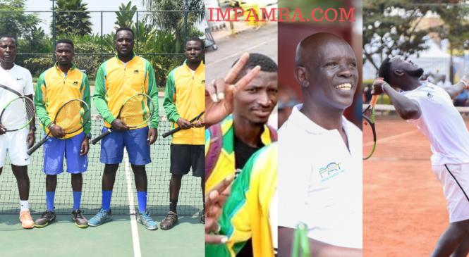 Tennis: Abakinnyi baserukiye u Rwanda bageze muri Congo Brazzaville