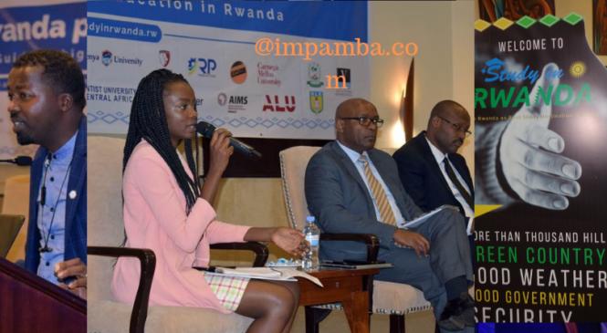 """Abanyarwanda bajya gushaka amashuri mu mahanga bagiye gusubizwa binyuze muri """"Study in Rwanda"""""""