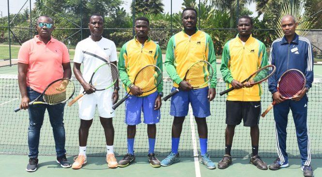 """Tennis: Abakinnyi bane bazaserukira u Rwanda muri """"Davis Cup"""""""