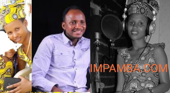 "Umukobwa ushinja ""Bosebabireba"" kumutera inda no kumutererana yabaye umuhanzi"