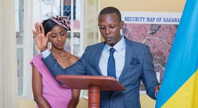 Umuyobozi w'Ihuriro ry'Abanyamakuru ba Gikristo mu Rwanda arakora ubukwe kuri iki Cyumweru