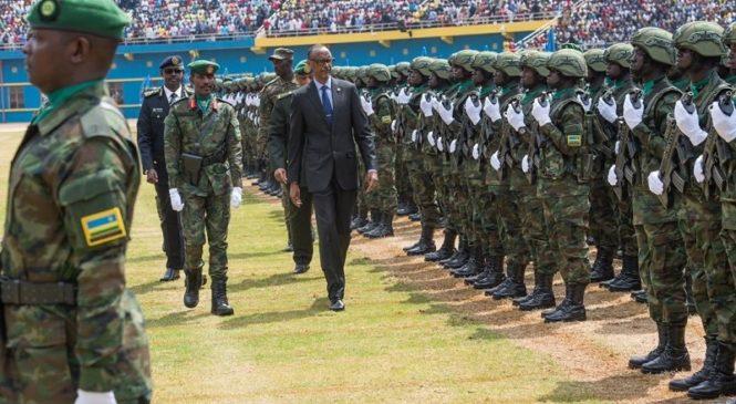 """Kagame ati """"urugamba rwo kwibohora rwari rukenewe"""""""