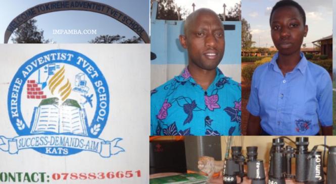 Kirehe Adventist TVET School, ishuri  ryigisha ubumenyingiro kandi rikataje mu gutsindisha