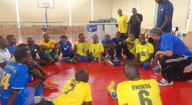 Sitting Volleyball: U Rwanda rwarahiriye gutsinda Misiri mu mikino ya Afurika