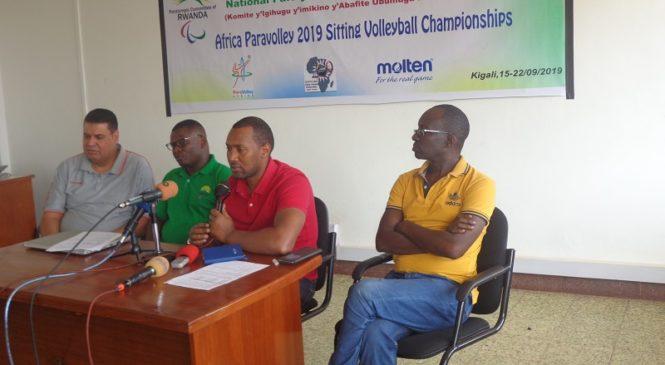 Sitting Volleyball: Impamvu u Rwanda rwongeye kugirirwa icyizere cyo kwakira imikino ya Afurika
