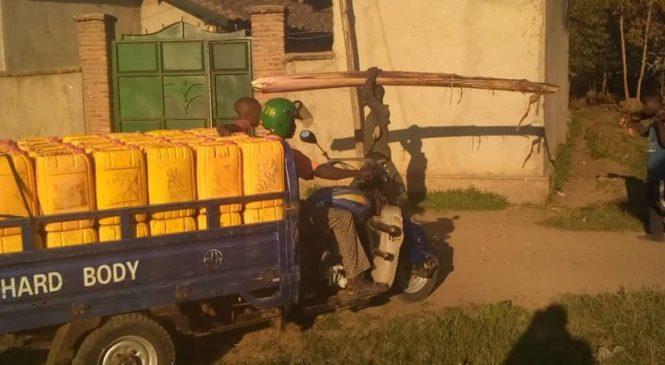 Rubavu: Abaturage bo mu Mujyi bahangayikishijwe no kubura amazi