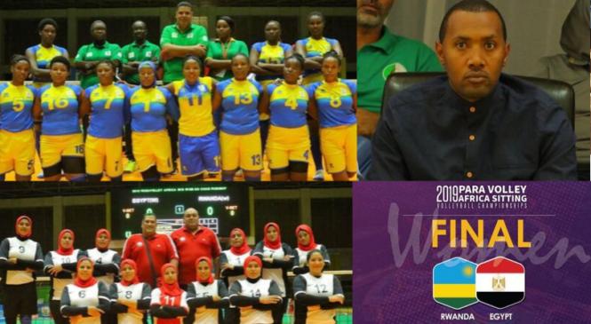 Sitting Volleyball: Ese ko imikino ibera i Kigali, ikipe y'Igihugu ikabona itike, ese igiye mu Misiri na bwo yabona itike?