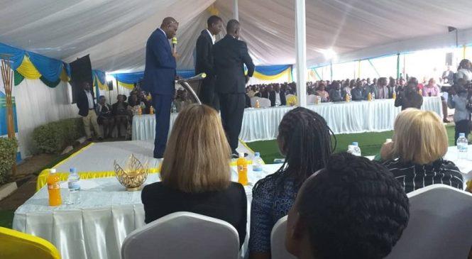 """Bugesera: Yatwaye ibihembo byinshi muri """"Awarding Best Innovations and Practices"""""""