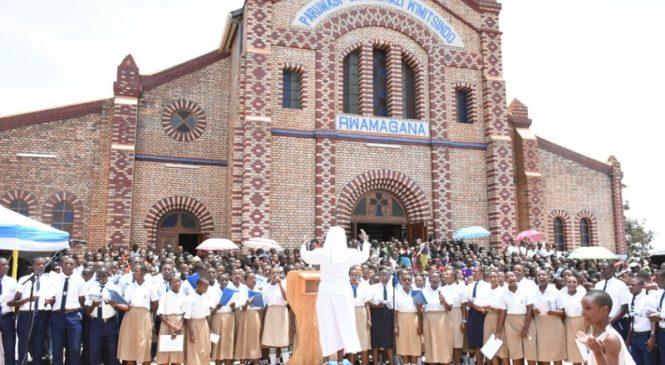 Rwamagana: Abihayimana basabwe gukaraba intoki mu buryo budasanzwe