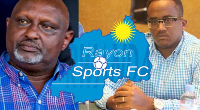 Muvunyi Paul yaba ashaka kwimika Gacinya ku buyobozi bwa Rayon Sports nyuma yo kuzana mu ikipe umwuka mubi