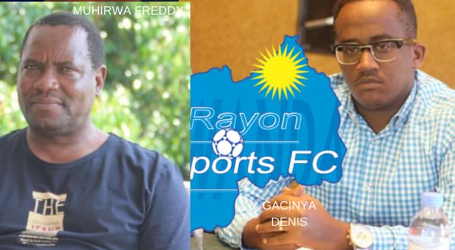 Rayon sports: Abafana baramagana ibikorwa   bya Muhirwa Fred n'itsinda rye bagamije gusubiza ikipe inyuma