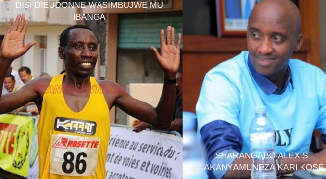 "Disi ashobora kuba yasimbujwe ku mwanya wa Perezida w'aba ""Olympiens"" b' u Rwanda atabizi"