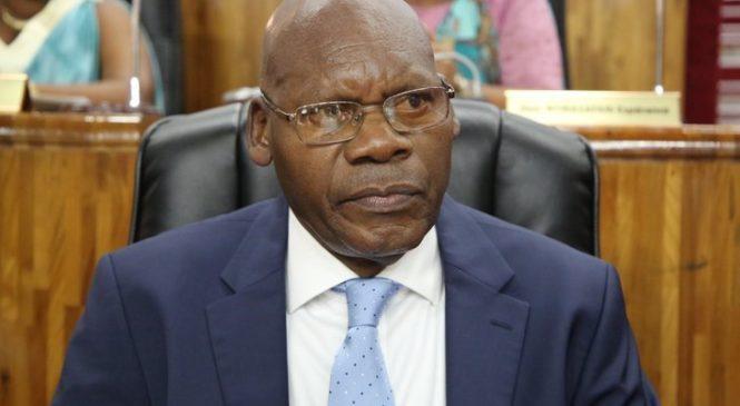 Dr.Iyamuremye yatorewe kuba Perezida wa Sena