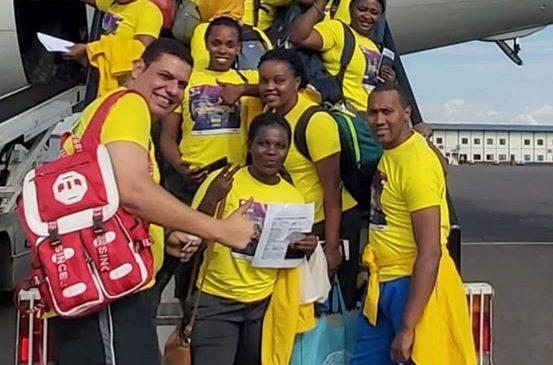 NPC Rwanda: Ikipe y'Igihugu yagiye mu Buyapani ititeguye gukina umukino n'umwe