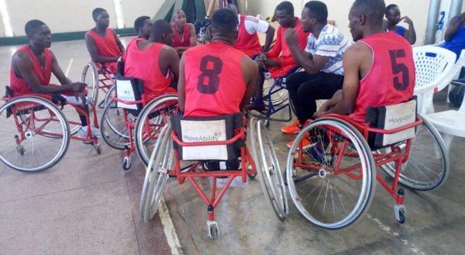 Bugesera: Biteguye Shampiyona ya Basketball ku bafite ubumuga (Wheelchair Basketball)