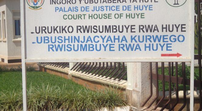 Huye:Urukiko rwategetse ko Musabuwera n'abahungu be bafungwa by'agateganyo
