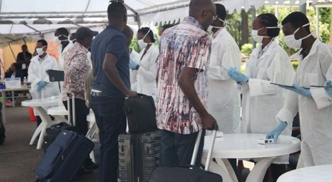 Umubare w'abanduye Coronavirus mu Rwanda ukomeje kwiyongera