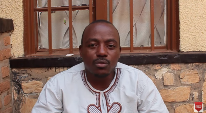 Umuyobozi w'Ikinyamakuru Umubavu yatangiye kuburana, asabirwa gufungwa by'agategano