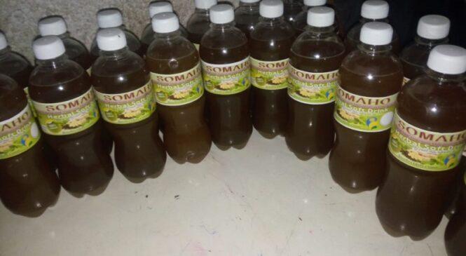 """Ikinyobwa """"SOMAHO"""" gishobora kuba cyagambaniwe, FDA nidohorere ba rwiyemezamirimo bato (Yavuguruwe)"""