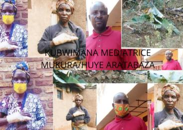 """Mukura: Mukecuru Kubwimana aratabaza abayobozi bakuru kumukiza """"Petit"""" wigambye ko azamwica"""