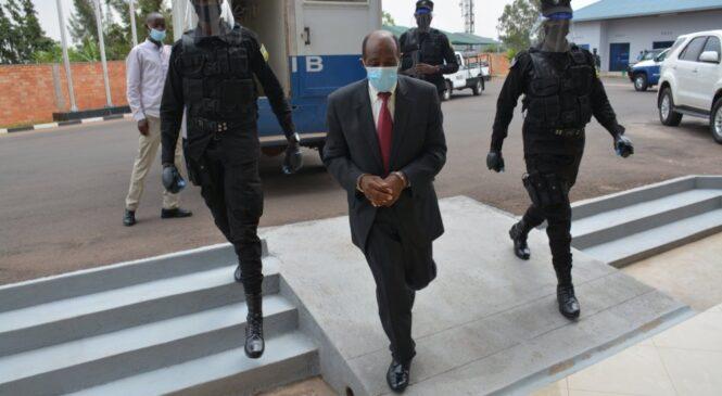 Paul Rusesabagina yatawe muri yombi