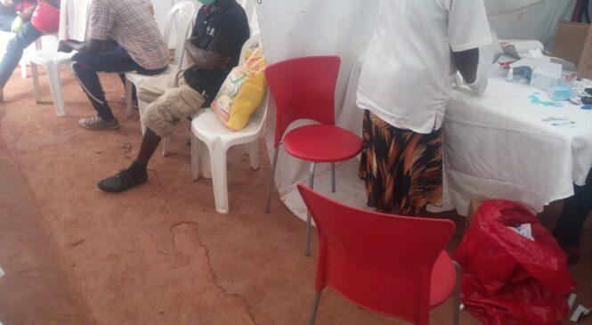 Kigali: Habaye igikorwa cyo gupima abaturage SIDA, intego ni ukwibanda ku bibasiwe kurusha abandi