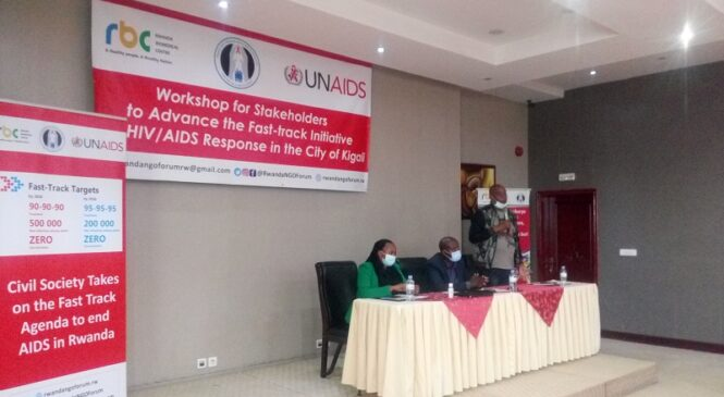 Kigali: Imiryango itari iya Leta yagaragaje uruhare rwayo mu guhangana n'icyorezo cya SIDA