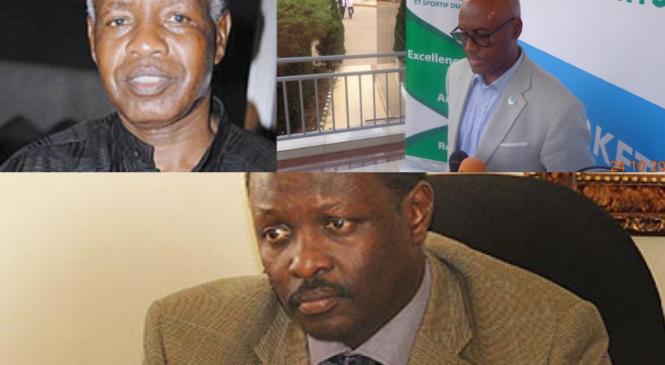 Isesengura: Abantu batanu bayoboye Komite Olempike n'ibyo bazwiho bibi cyangwa se byiza