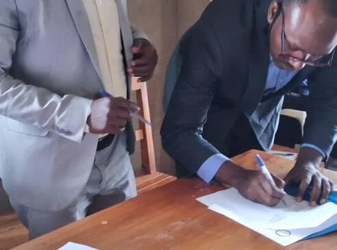 Kamonyi: LA GALOPE-RWANDA na CODARIKA Amizero basinye amasezerano y'ubufatanye