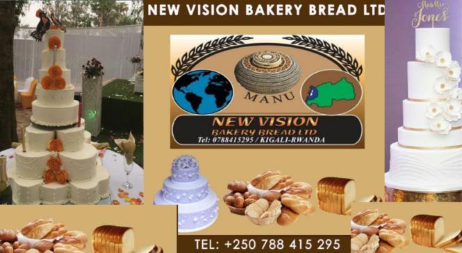 "Gatenga: New Vision Bakery Bread Ltd ikora Imigati, Amandazi n'izindi ""Products"" wakangurira buri muntu kugura"