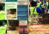 Agronome w'Umujyi wa Kigali (Pascal Nahimana) arashinjwa gukingira ikibaba abanyereje ibiti, umunyamakuru amubajije amusaba kujya kumurega muri RIB