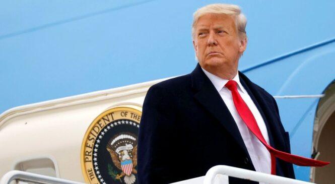 Trump niwe Perezida wa Amerika uciye agahigo ko gutakarizwa icyizere