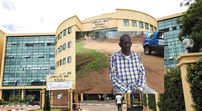 Umujyi wa Kigali uravugwaho guha Isoko Kampani ziyobowe na Mvuyekure François (Kaburimbo)  mu manyanga hagaruzwa Miliyoni 20 Rwf