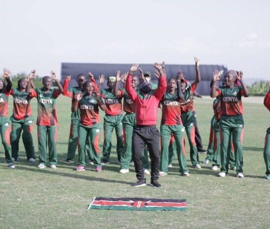 Cricket: Kenya yabaye iya mbere, u Rwanda ruba urwa 3 mu mikino yo kwibuka