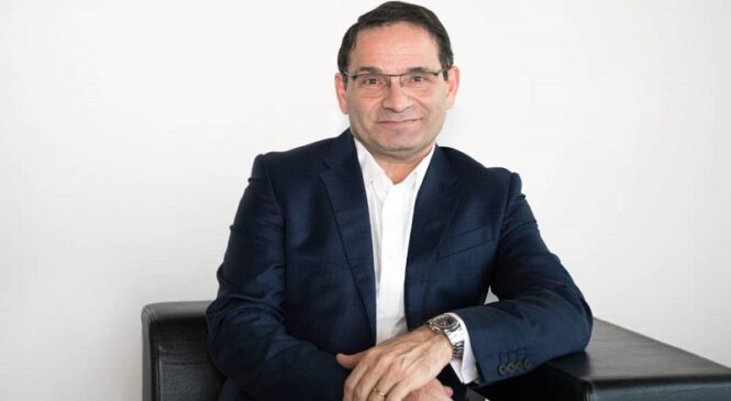 Saad Toma named General Manager, IBM Middle East and Africa